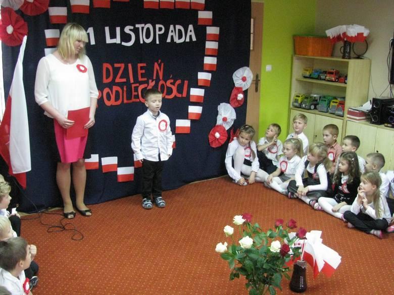 Dzień Niepodległości w Przedszkolu nr 23 w Koszalinie [wideo, zdjęcia]