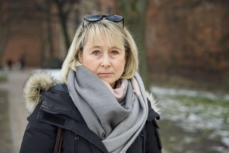 Jolanta Kruczkowska, założycielka fundacji Organiści