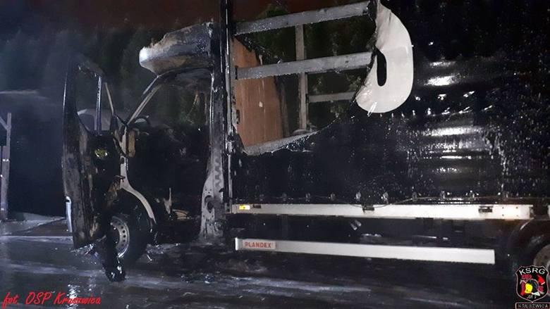 W styczniu, w krótkim okresie czasu, w gminie Kruszwica doszło do dwóch pożarów samochodów. Pierwsze zdarzenie miało miejsce 25 stycznia w Bachorcach.