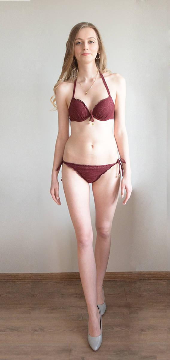 """Martyna Rydzewska ma 174 centymetry wzrostu i wymiary 90/64/82 (biust/talia/biodra).Ruszyło głosowanie na Miss Czytelników """"Echa Dnia"""" Jak głosować?"""
