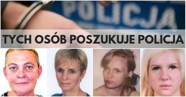 Oto lista najbardziej poszukiwanych kobiet przez policję w całej Małopolsce. Wśród nich są osoby, które podejrzewane są o dokonanie poważnych przestępstw,