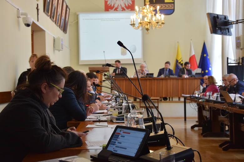 Sesja Rady Miast w Katowicach