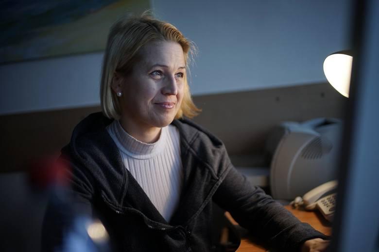 Dr hab. Baha Kalinowska-Sufinowicz - profesorka nadzwyczajna w Katedrze Makroekonomii i Badań nad Gospodarką Narodową UEP.