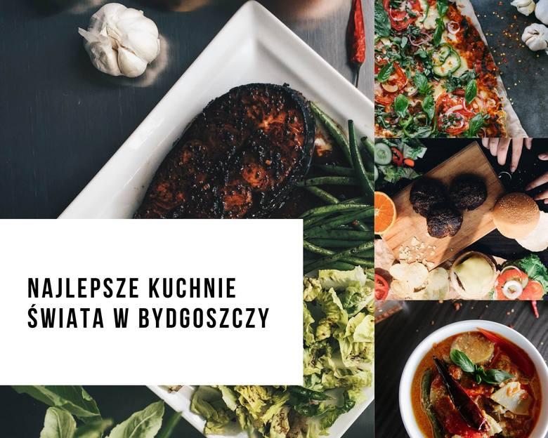 Restauracje w Bydgoszczy pojawiają się jak grzyby po deszczu. Nie dość, że jest ich coraz więcej, to jeszcze przyciągają smakiem egzotycznych zakątków