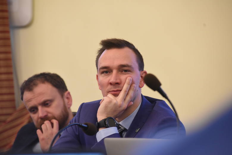 Po stronie Zielonej Góry projekt koordynuje Paweł Wysocki (Zdjęcie archiwalne).