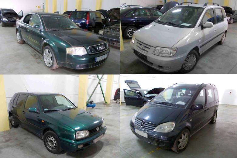 Izba Celna w Białymstoku sprzedaje używane samochody. Auta mogły wcześniej służyć na przykład przemytnikom, dlatego ich ceny są bardzo atrakcyjne. Samochody