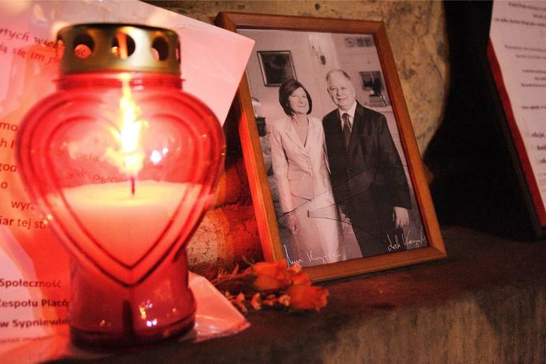 Obchody katastrofy smoleńskiej w lubuskich miastach.
