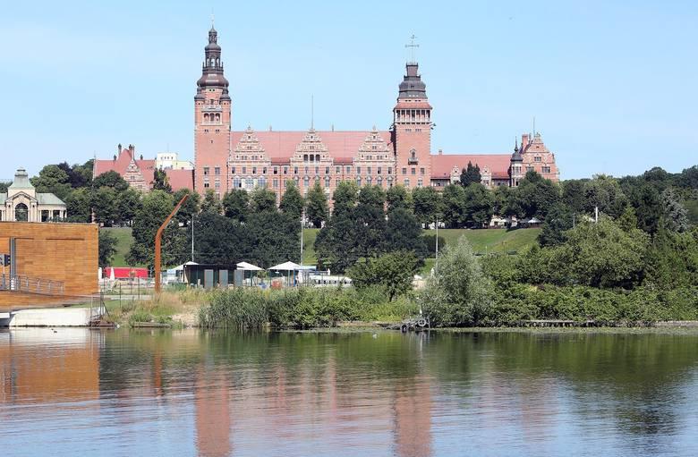 Fajnie, że w Szczecinie mamy rzekę, bo mieszkać nad wodą to jest coś!