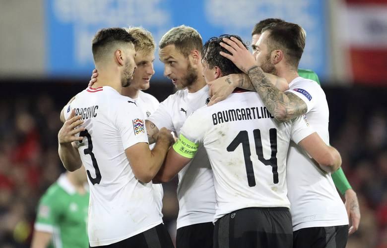 Jest się kogo bać? Przewidywany skład reprezentacji Austrii na mecz z Polską