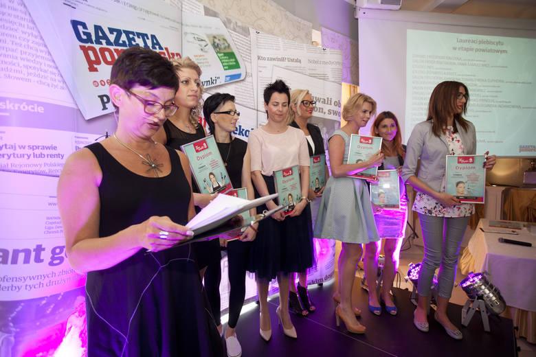 Laur Piękna 2015 - finał plebiscytu