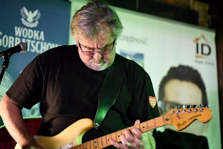 Fotorelacja z koncertu Śląskiej Grupy Bluesowej w Hard Rock Pubie Pamela