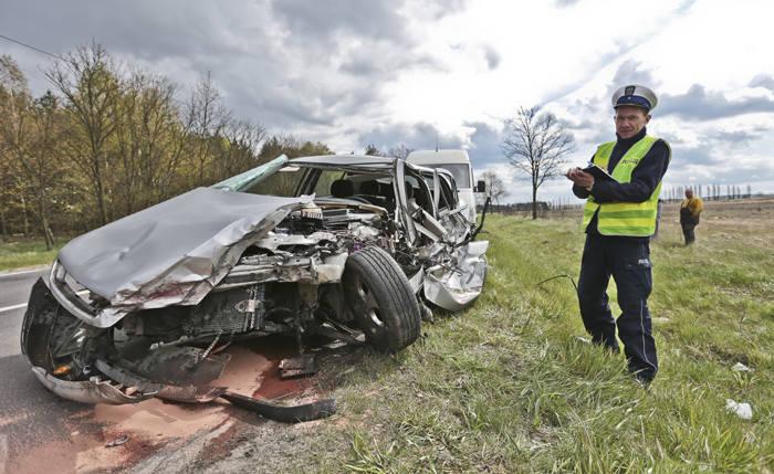 wypadek w Nowogrodzie Bobrzańskim
