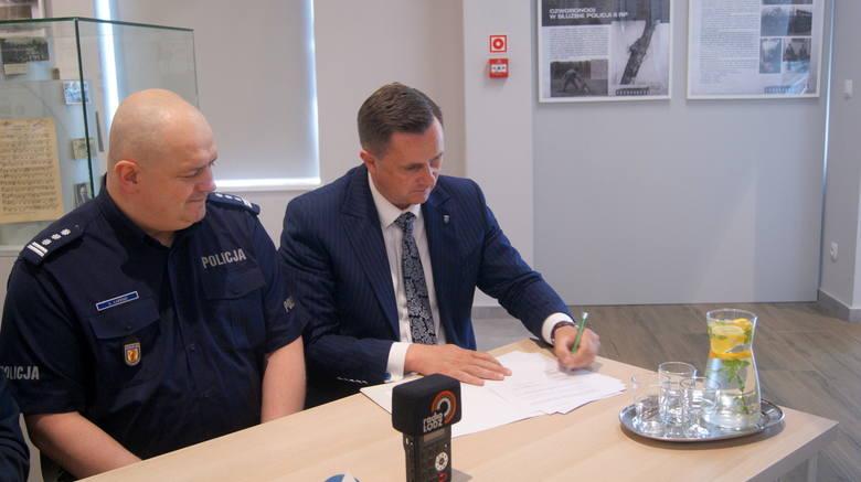 Skierniewicka policja zyska trzy nowe radiowozy