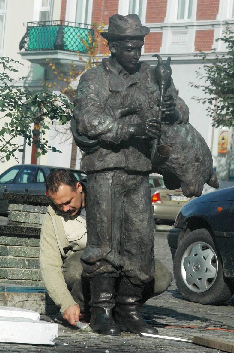 Koźlarz doczekał się nawet własnego pomnika