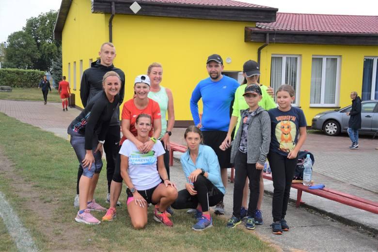 Pierwsze po letniej kanikule, w sobotę 7 września, spotkanie lekkoatletów spod znaku BBL Świebodzin (BiegamBoLubię), odbyło się w bardzo okrojonym składzie.