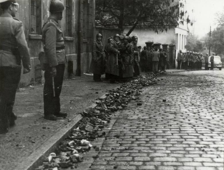 W sprawozdaniach pisanych do stolicy skalę wydarzeń celowo wyolbrzymiano, aby pokazać jak ciężkim zadaniem było opanowanie zielonogórskiego buntu.
