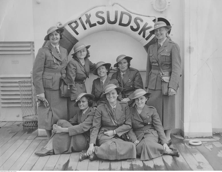 Wycieczka instruktorów Związku Harcerstwa Polskiego do Stanów Zjednoczonych, 1936 rok.