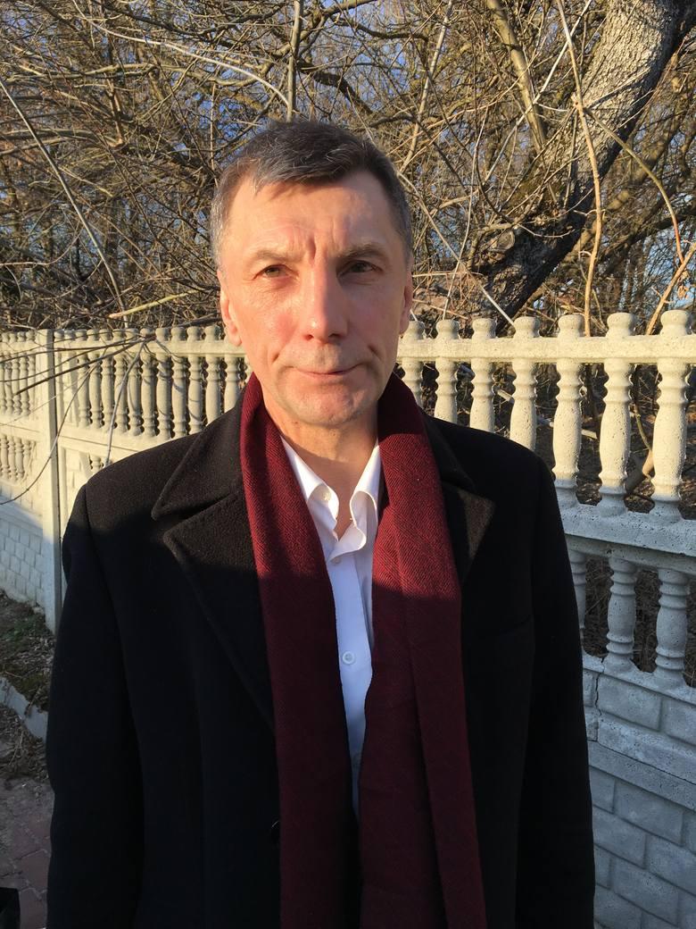 """Stanisław Belski to trzeci pacjent szpitala psychiatrycznego w Rybniku, który opuścił placówkę po wielu latach latach - jak twierdzi -""""bezpodstawnego"""