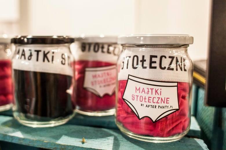 """Marka """"Majtki z Sosnowca by After Panty"""""""