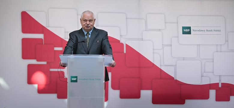 - Od wielu instytucji światowych, życia finansowego, od wielu ekspertów światowych Narodowy Bank Polski zbiera pochwały za sposób reakcji na kryzys covidowy