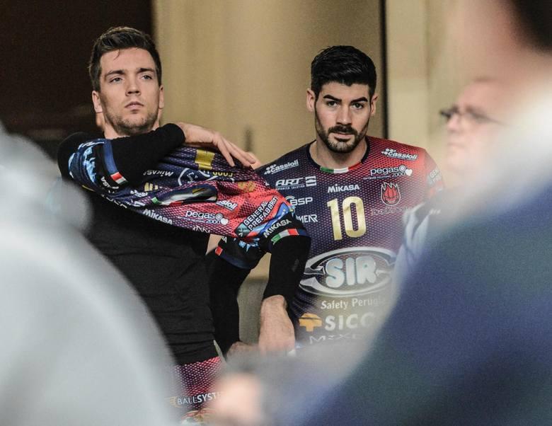 Czy Asseco Resovię stać na transfer takiego klasowego gracza jak Filippo Lanza (z nr 10)?