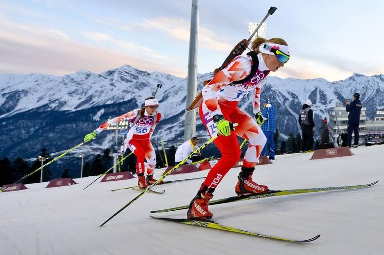 Weronika Nowakowska latem 2016 roku została mamą bliźniaków, a w obecnym sezonie z powodzeniem wróciła do sportowej rywalizacji. W Oberhofie podczas