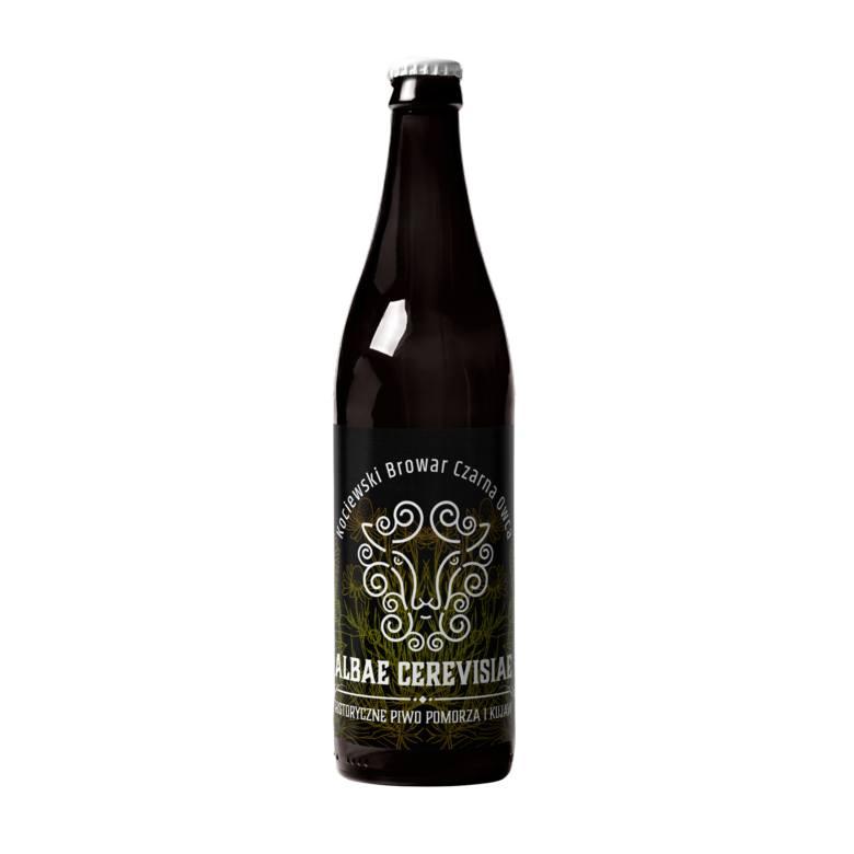 Albae Cerevisiae to nowe piwo Browaru Czarna Owca