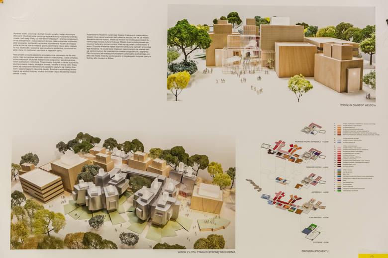 Warto pamiętać, że kontekstem dla architektów będzie projekt słynnej pracowni Franka Gehry'ego z Los Angeles zdobył I nagrodę w konkursie na opracowanie