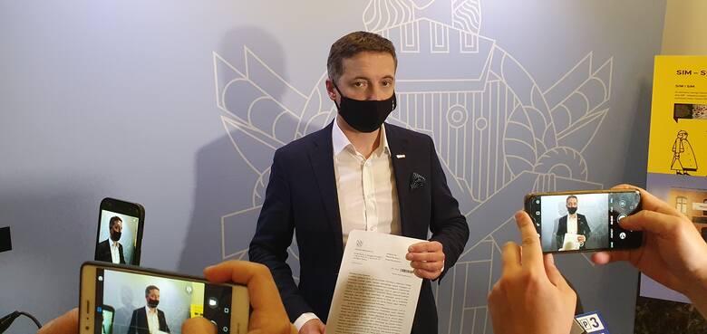 Rybnik: będzie kopalnia, nie będzie milionów z UE? Prezydent Piotr Kuczera pisze list do premiera Mateusza Morawieckiego.Zobacz kolejne zdjęcia. Przesuwaj