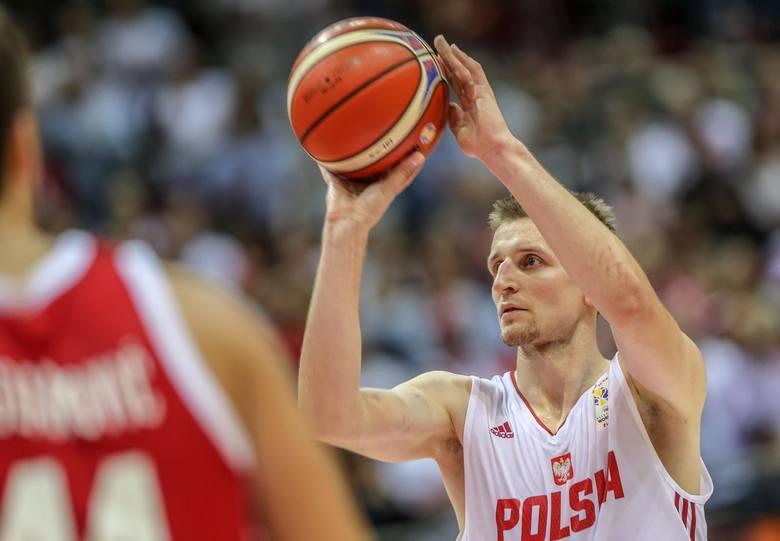 Kapitan drużyny Adam Waczyński zdobył najwięcej punktów dla Polski.