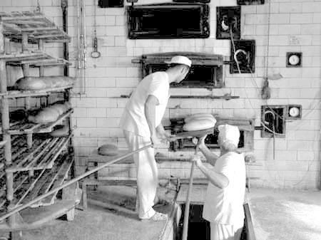 W piekarni koprzywnickiej Gminnej Spółdzielni do wyrobu chleba używa się naturalnego zakwasu, a piece opalane są węglem. Być może w tym między innymi