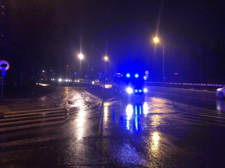 Okazuje się, że zatrzymany nie był kierowcą, lecz pasażerem samochodu, który w środę wieczorem chcieli skontrolować funkcjonariusze, gdyż rozpoznali