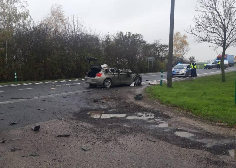 Dzisiaj (07.11) około godz. 7:30 na drodze krajowej nr 91 w Głuchowie (gm. Chełmża) doszło do tragicznego w skutkach wypadku drogowego.Przeczytaj takżeOto