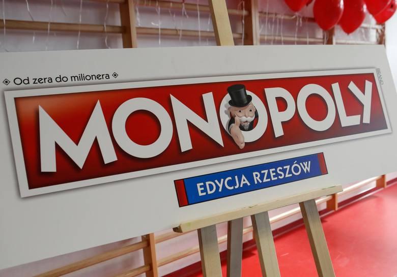 """Rzeszów jak Rzym, Nowy Jork i Sydney będzie miał swoją wersję kultowej gry """"Monopoly"""" [WIDEO]"""