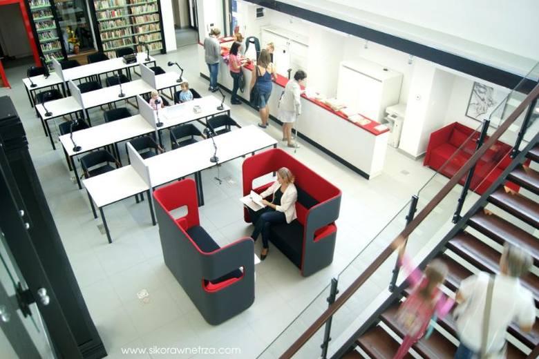 Stacja Kultura w Rumi z prestiżową nagrodą. To najpiękniejsza biblioteka w Polsce? [ZDJĘCIA]