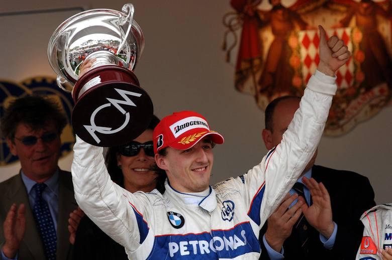 TOP 10 najlepszych wyścigów Roberta Kubicy w Formule 1