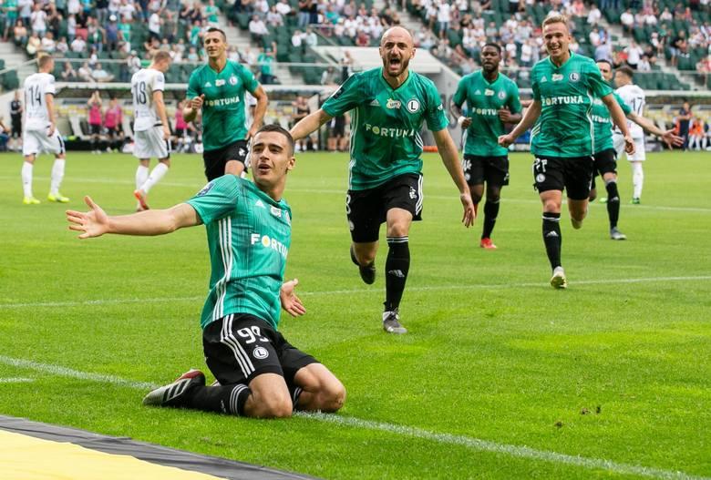 W siedmiu dotychczasowych meczach eliminacji Ligi Europy piłkarze Legii Warszawa nie stracili jeszcze nawet gola (trzy zwycięstwa i cztery bezbramkowe