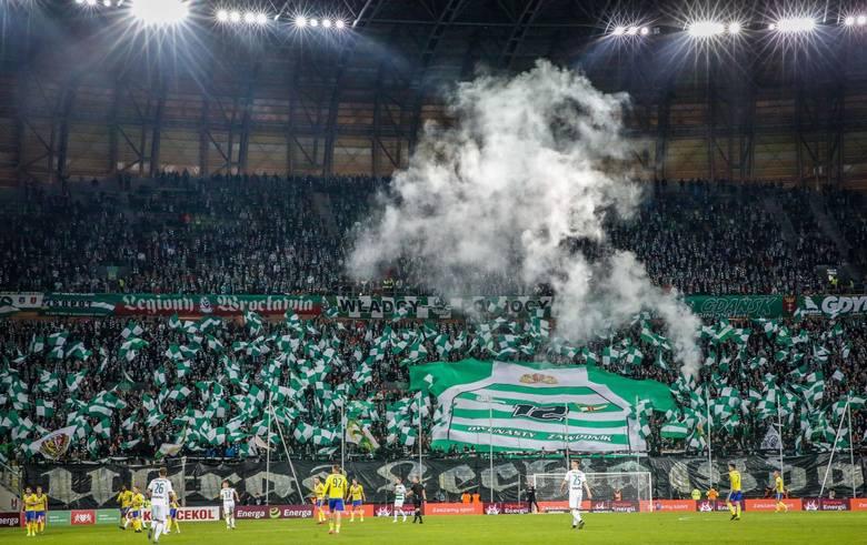Lotto Ekstraklasa. TOP 10 meczów z najwyższą frekwencją w tym sezonie
