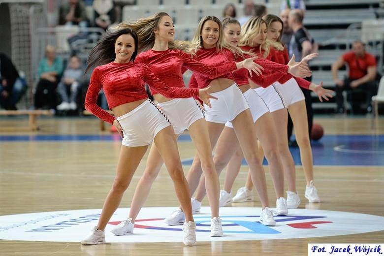 Cheerleaders podczas meczu AZS Koszalin - King Szczecin. Zobaczcie zdjęcia!