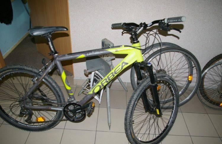 27-latek ukradł 48 rowerów, zanim wpadł (zdjęcia)