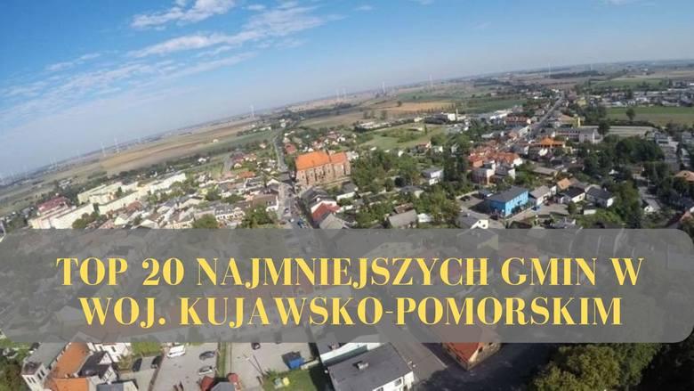 Na terenie województwa kujawsko-pomorskiego znajdują się 144 gminy. Zdecydowana większość z nich to gminy wiejskie, których jest aż 92. Wyróżnia się