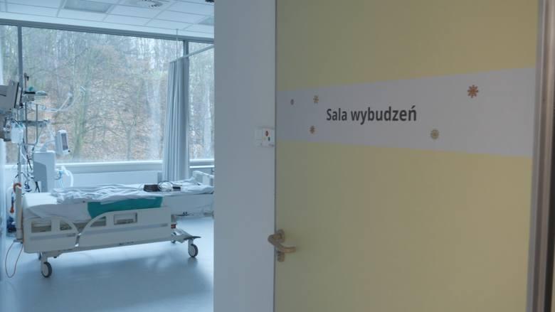 Porodówka w Uniwerstyteckim Centrum Klinicznym w Gdańsku