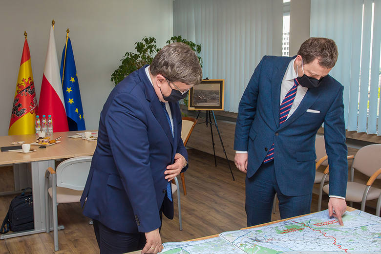 - W pobliżu Łodzi dostrzegliśmy bardzo istotne opory w Konstantynowie Łódzkim dotyczące jednego z trasowań, które zaproponowaliśmy - mówi prezes Wild.