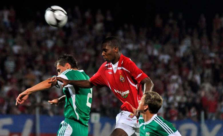 15.07.2009, Sosnowiec: Marcelo w meczu Wisła - Levadia Tallin