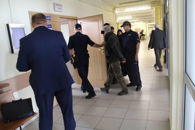 Oskarżony o porwanie biznesmena Dariusz S.