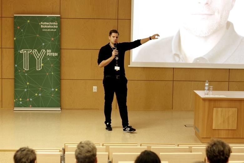 Politechnika Białostocka motywuje do działania. W środę zaprosiła uczniów szkół średnich na spotkanie pełne inspiracji.