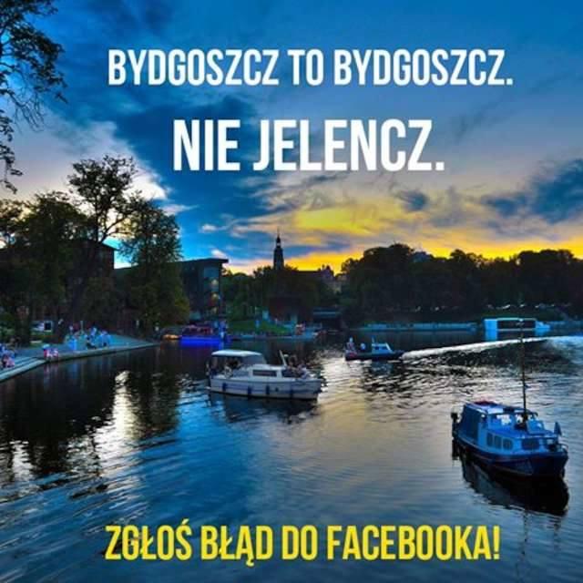 Bydgoszcz to nie Jelencz - Przyłącz się do akcji