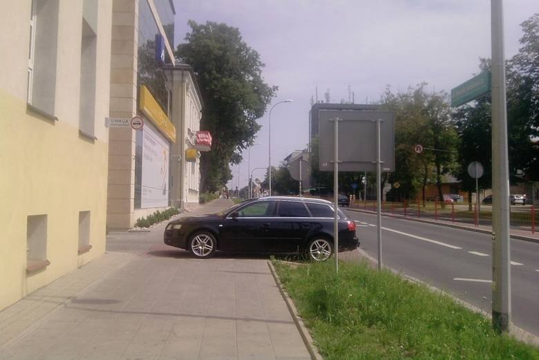 Audi blisko banku