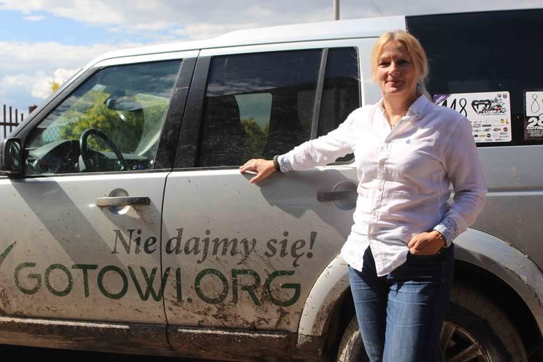 Agnieszka Kordalewska, założycielka iprezes fundacji Gotowi.org.Zobacz kolejne zdjęcia. Przesuwaj zdjęcia wprawo - naciśnij strzałkę lub przycisk