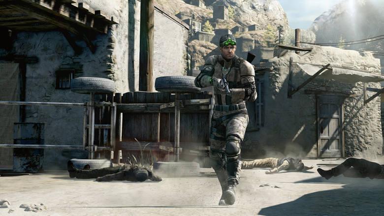 Splinter Cell: BlacklistSplinter Cell: Blacklist. Sam przeciw wszystkim
